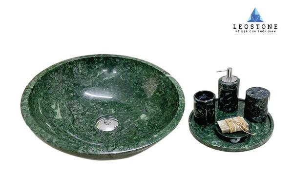 Leo Mysterial Jade Quý Phái (có nhiều dáng lavabo)